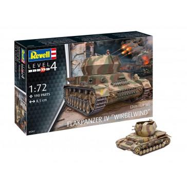 """Flakpanzer IV """"Wirbelwind"""" (2 cm 1:72"""