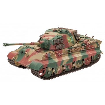 TIGER II Ausf. B - Full Interior 1:35