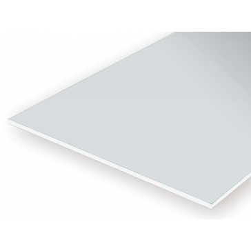 "Plaque blanche 1.5   mm   12x24"""