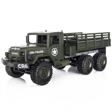 CR6 - Truck Green