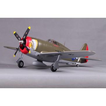 DISC.. Avion 980mm P-47 Razorback (speed version) kit PNP