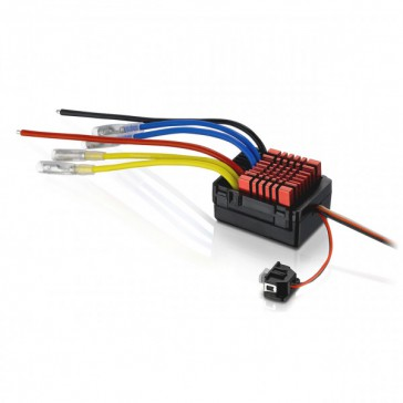 QuicRun 0880 Dual Brushed ESC 80A for 1/10