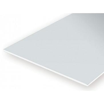 """Witte plaat  0.5   mm     12x24"""""""