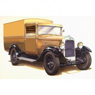 Citroen C4 Fourgonnette 1928 1/24