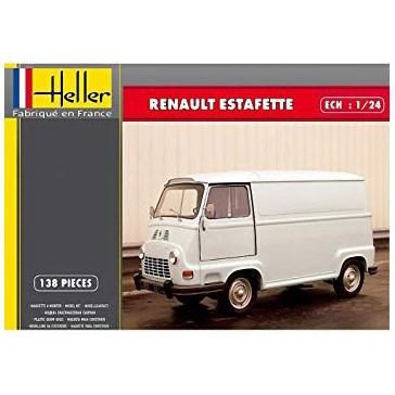 Renault Estafette tôlée 1/24