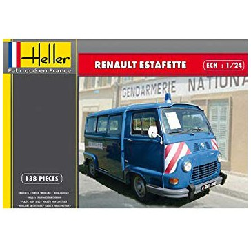 Renault Estafette vitrée 1/24
