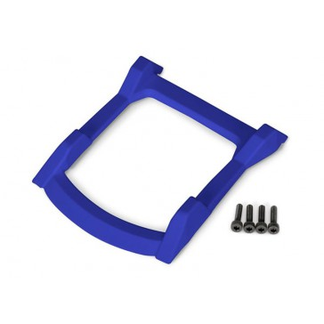 Skid plate, roof (body)/ 3x12mm CS (4) BLUE