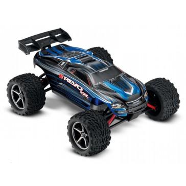 E-Revo VXL 1/16 4x4 Brushless TQi TSM (incl battery/charger), Blue