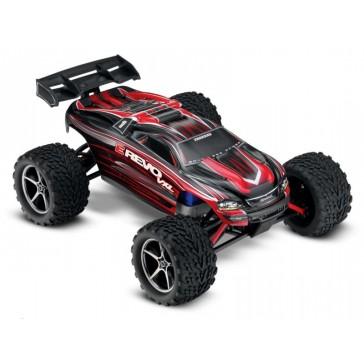 E-Revo VXL 1/16 4x4 Brushless TQi TSM (incl battery/charger), Red