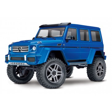 TRX-4 Mercedes G500 4x4 Blue