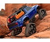 Traxx, TRX-4 (4) (complete set, front & Rear)