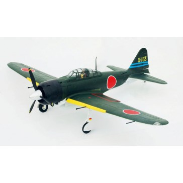 Plane 1400mm Zero A6M3 (Green) PNP kit