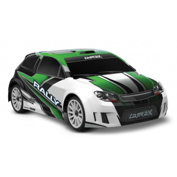 LaTrax Rally 1/18, Brushed (incl battery/charger), Green