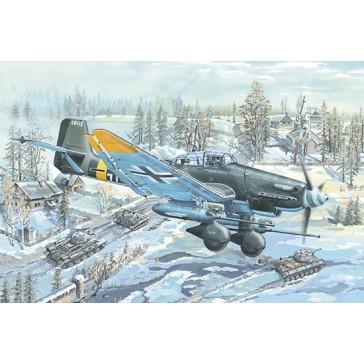 Junker Ju-87G-2 Stuka 1/24