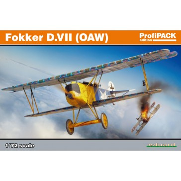 Fokker D VII (OAW) 1/72