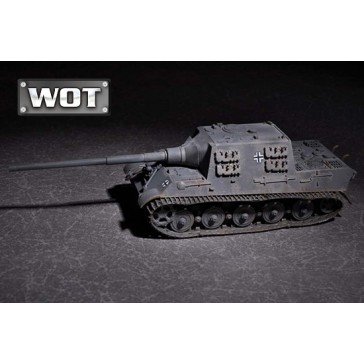 JagdTiger & 128mm pal 44L-61 1/72