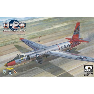 Lockheed U-2A Dragon Lady  1/48