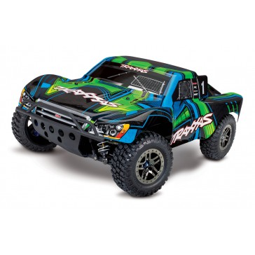 Slash 4X4 Ultimate LCG VXL TQi TSM (no battery/charger), Green