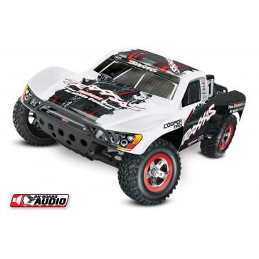 Slash 2WD XL-5 TQ OBA (incl battery/charger), White
