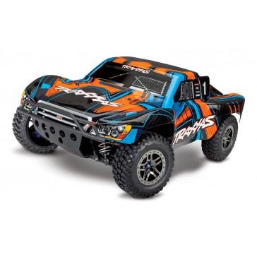 Slash 4X4 Ultimate LCG VXL TQi TSM (no battery/charger), Orange