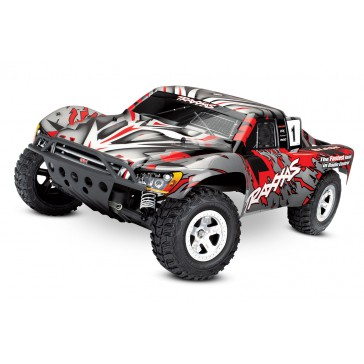 Slash 2WD XL-5 TQ (no battery/charger), Red