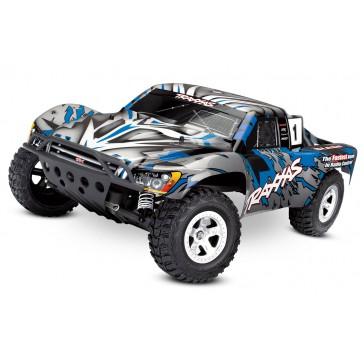 Slash 2WD XL-5 TQ (no battery/charger), Blue