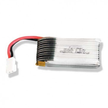 DISC.. QR Scorpion : Li-po battery 3.7V 350mAh 25C