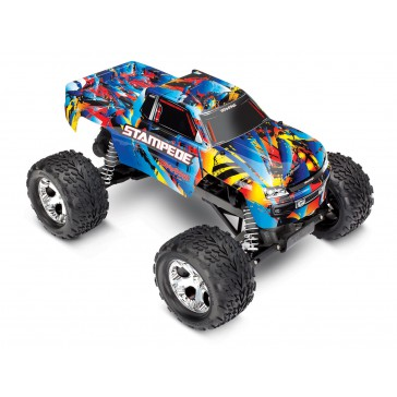 Stampede XL-5 TQ (no battery/charger), Rock&Roll