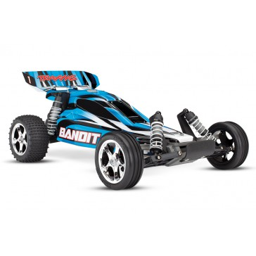 Bandit XL-5 TQ  (incl. battery/charger), Blue