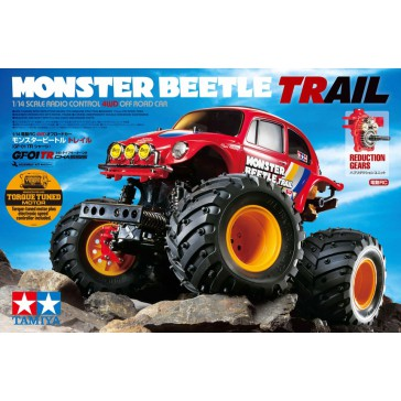 Monster Beetle Trail GF01 TR