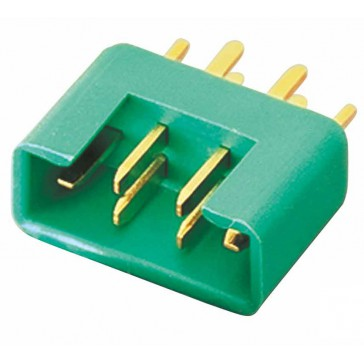 High-current socket M6-50 M