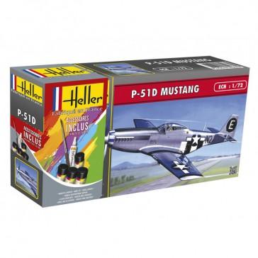 Mustang P-51 1/72