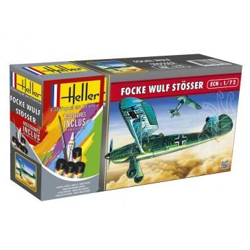 """Focke Wulf Fw 56 """"Stosser"""" 1/72"""