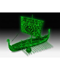 Viking Ghost Ship 1:50