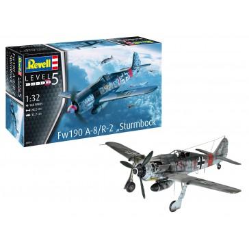 "Fw190 A-8 ""Sturmbock"" 1:32"