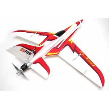 High Speed Plane 850mm Flash PNP kit w/ free reflex system