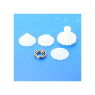 DISC.. Servo spare parts : Resin Gear Set for ES3001