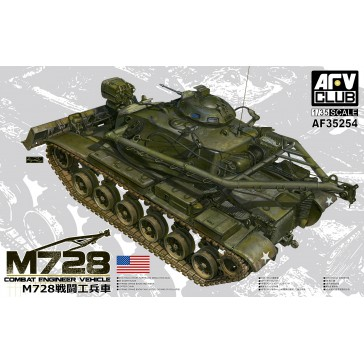 Combat Engineer Vehicle M728 1/35