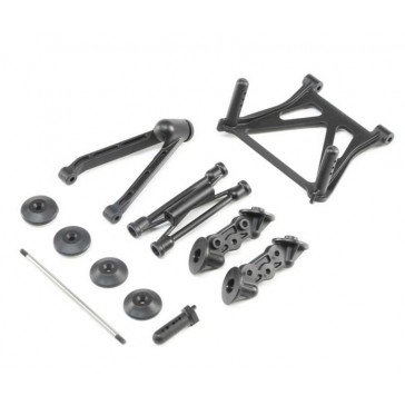 Swivel Rear Body Mount Set: LST 3XL-E