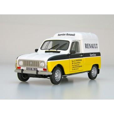 Renault 4 - 1/24