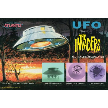 The Invaders UFO