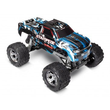 Traxxas Stampede XL-5 TQ  (incl. battery/charger) Blue