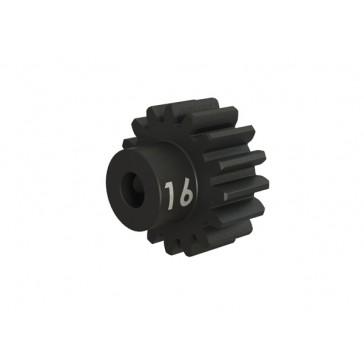 Gear, 16-T pinion (32-p) Heavy duty (mach. hardened steel)