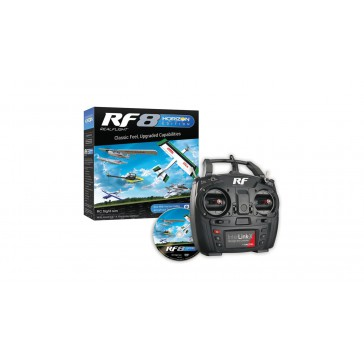 RealFlight 8 Horizon Hobby Edition with InterLink-X Controller
