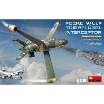 FW Triebflüger Interceptor 1/35