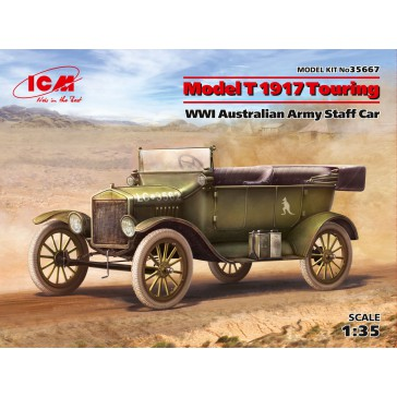 Model T 1917 Touring 1/35