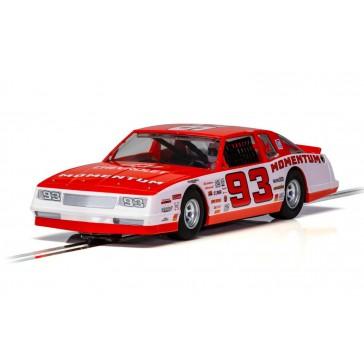 CHEVROLET MONTE CARLO 1986 NO.93 - RED & WHITE