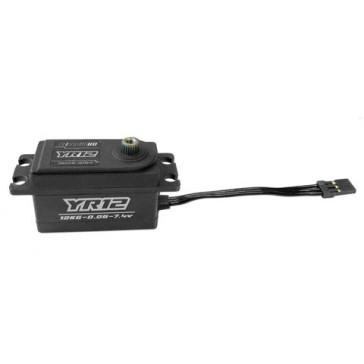 YR12 Low profile Digital servo 12 kg 0.06 sec.