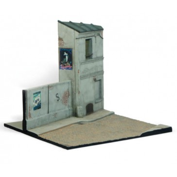 Diorama Accesories - French Street