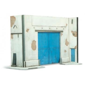 Diorama Accesories - Factory Facade